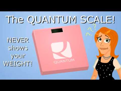 The Weight-Loss Tracking Quantum Scale