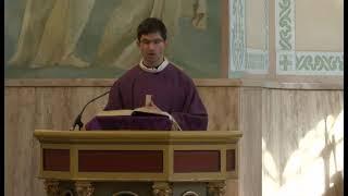 Katolikus szentmise 2021.03.21.