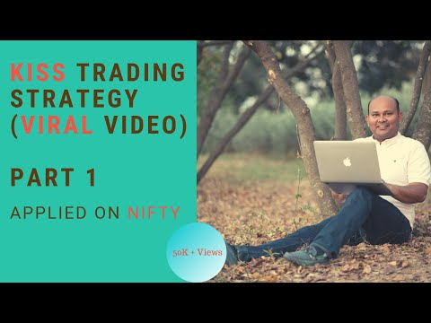 KISS Intraday Trading Strategy – Part 1
