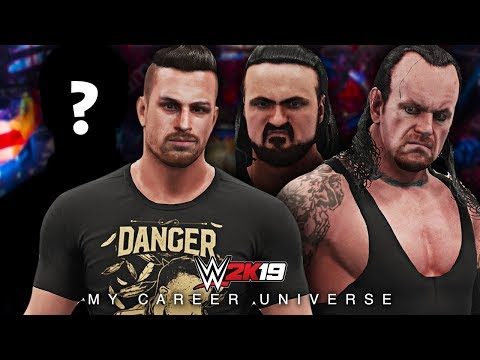 WWE 2K19 My Career Universe - Ep 6 - THE FOURTH MAN....