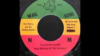 BOB MARLEY & THE WAILERS – I'm Hurting Inside [1967]