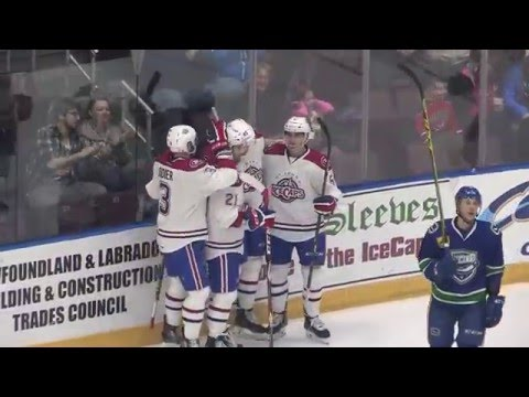 HIGHLIGHTS | IceCaps dump Comets 7-1