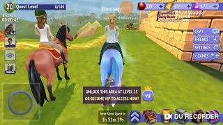 8 Awesome Tricks! 😮😉 Horse Riding Tales