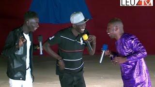Kombé, Maniouk et Meless enflamment la scène du Festival de théâtre de Thiès Fest