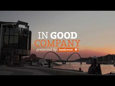 Bankwest Business - In Good Company: Tim McLernon