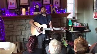 """John K. Samson: """"Vampire Alberta Blues"""" (Live in Grosse Pointe, MI 10/14/18)"""