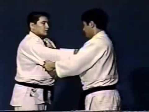Judo - Yama-arashi