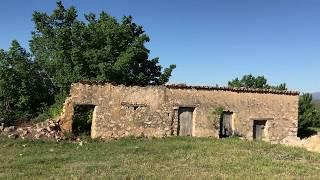 Заброшенная деревня в Испании.