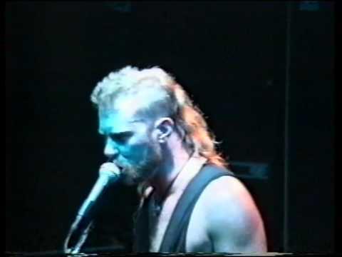Metallica - The God That Failed - 1995.08.23 London, UK