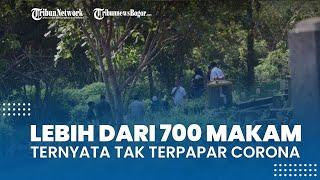 196 Makam Covid-19 di Cikadut Dibongkar, Lebih dari 700 Makam Ternyata Tak Terpapar Covid-19