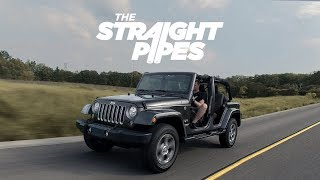 2017 Jeep Wrangler Review - Fun With Your Top Off