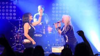 DIE HAPPY feat. Doro Pesch - Good Things (1000th Show Live)