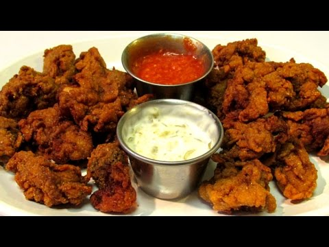 How To Fry Oysters – Old Bay Fried Oysters – Seafood Recipe
