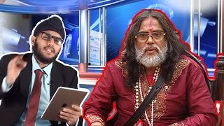 Swami Om Back In BIGG BOSS 10 Latest Unseen Funny Interview