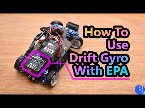 Review & How To Use Power HD G1 Gyro with EPA
