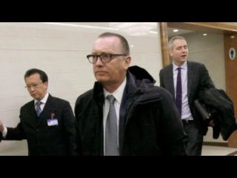 Senior UN official meeting with NKorea leaders in rare visit