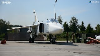 """РС-80 """"Оскол"""" від ДАХК """"Артем"""": вогневе застосування бомбардувальником Су-24М"""