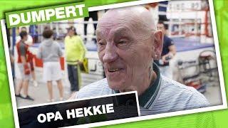Jaap aka Opa Hekkie over Boxing