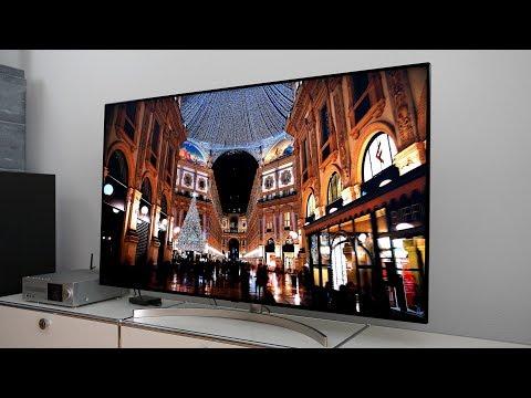 Besser als OLED? -  LG SUPER UHD TV (55 SK9500) Review (Deutsch) | SwagTab