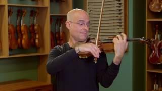 Violin by Lorenzo Storioni, Cremona circa 1770
