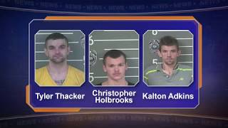 Three indicted in Pike jail escape attempt
