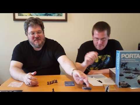 Cards and Boards Portal: The Uncooperative Cake Acquisition Game Board Game Review