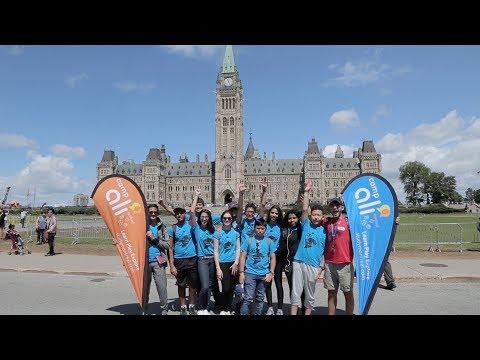Camp ALI - Montreal - Overnight Program