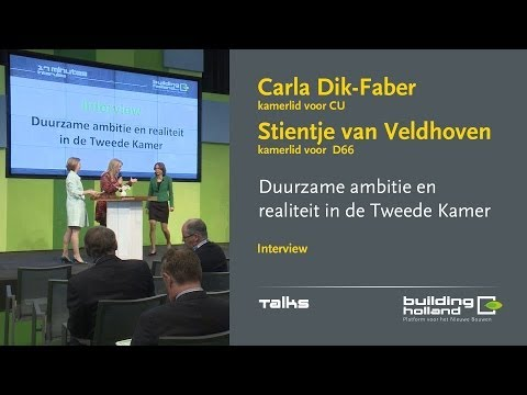 Duurzame ambities en realiteit in de tweede kamer