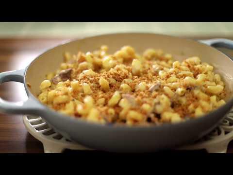 Pheasant Mac and Cheese