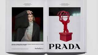 Prada Fall/Winter 2020 Womens And Mens Advertising Campaign - Tools Of Memory