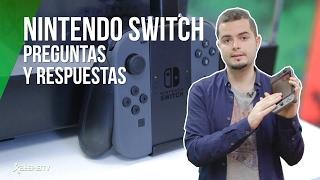 Nintendo Switch: preguntas y respuestas