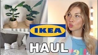 IKEA HAUL Juli 2020 I Neue Pflanzen, Bettwäsche & Deko I Kim Wood