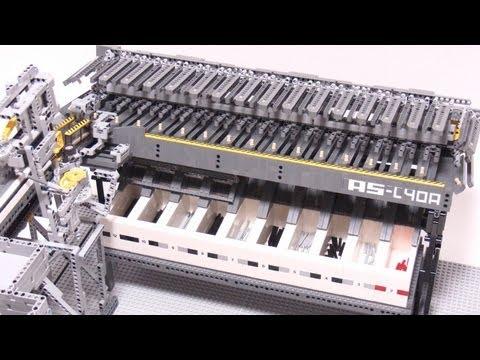 0 【動画】レゴ+分類+マシーン