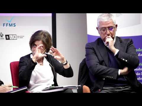 Debate sobre o estudo com Fernando Negrão, Helena Roseta e Rosa Brandão