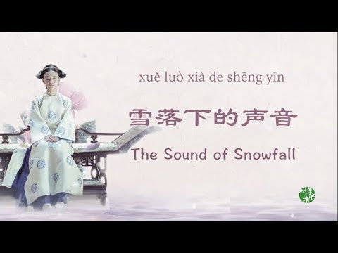 "The Voice You Won't Believe It! (CN/ENG/Pinyin) ""The Sound Of Snowfall"" By Zhou Shen - 周深翻唱《雪落下的声音》"