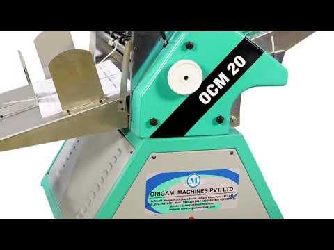 Auto Feed Creasing Machine