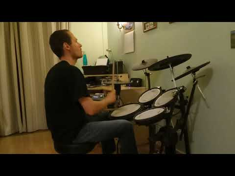 Ryan playing along to 'Indian Summer' by the Stereophonics