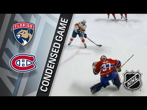 Florida Panthers vs Montreal Canadiens – Mar. 19, 2018 | Game Highlights | NHL 2017/18. Обзор