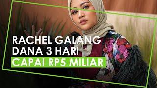Dalam 3 Hari Selebgram Rachel Vennya Kumpulkan Donasi Capai Rp5 Miliar untuk Lawan Covid-19