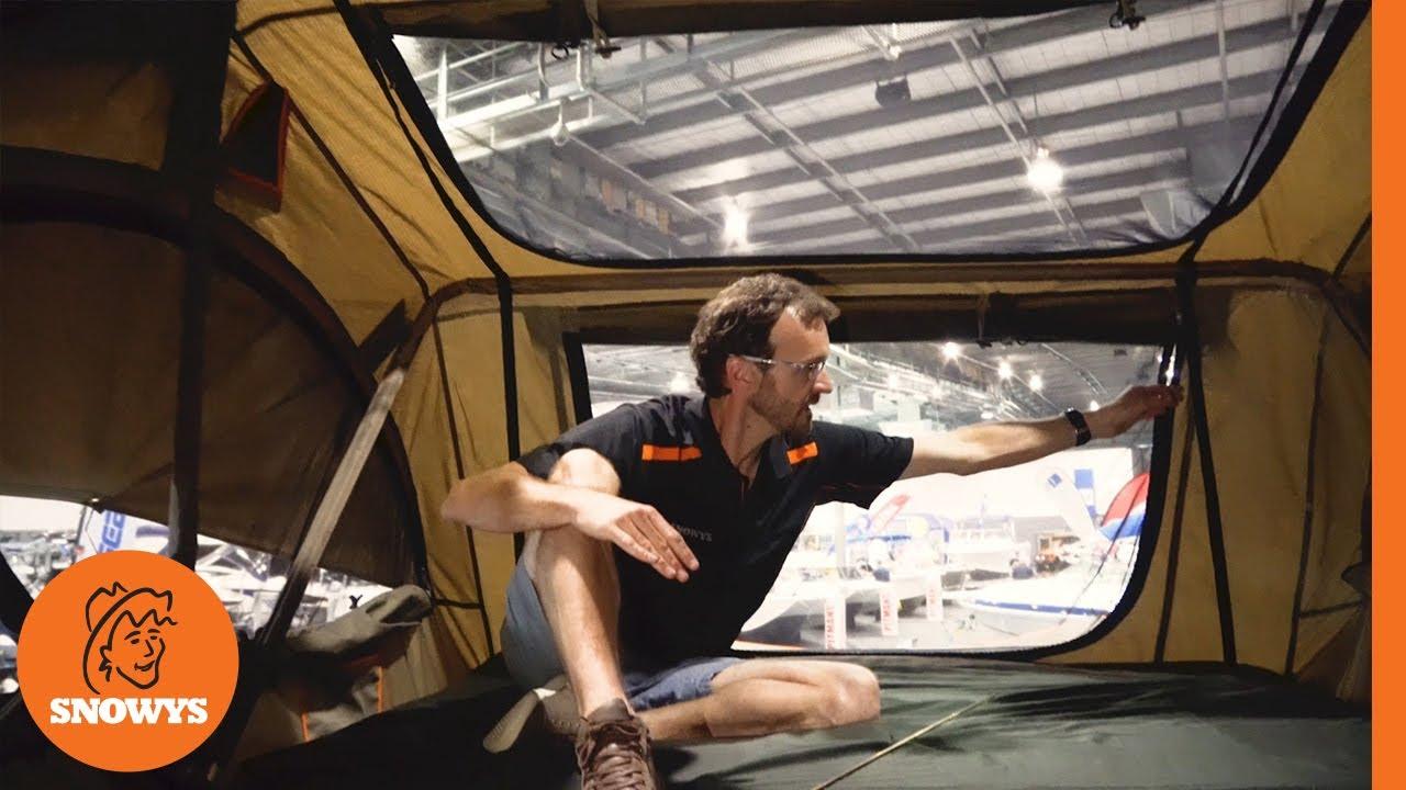 Hi-View 1800 Rooftop Tent