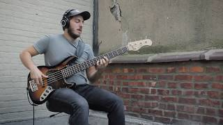 """Jaco Pastorius Bass Transcription: """"In France They Kiss On Main Street"""""""