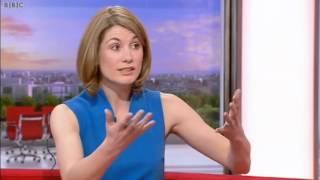 Jodie parle des accents et son rôle difficile dans Broadchurch