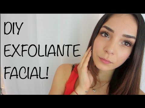 DIY - EXFOLIANTE FACIAL!