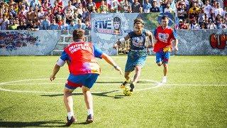 Neymar Jr., Cissé and Gabriel Jesus in one team | Neymar Jr's Five World Final