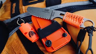 Kayak Survival Knife & Gear
