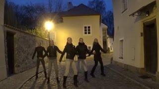 Video V uličkách Starého Města (video)