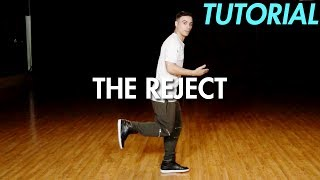 How to do The Reject Step (Hip Hop Dance Moves Tutorial)   Mihran Kirakosian