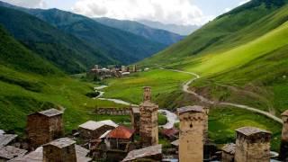 Swanetien / Svaneti / Svanetia (Georgien / Georgia)