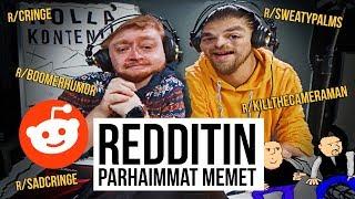 Reagoidaan Redditin parhaimpiin memeihin!