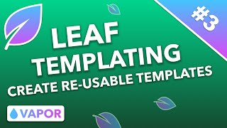 Structure And Re-use Leaf-Templates 🍃